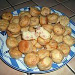 recette Muffins oignons-lardons