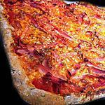 recette Pizza Mafia - Tomate Jambon Mozza !