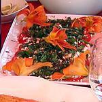 recette Salade de tomates, avocat et fromage feta