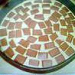 recette Gâteau aux carrés de chocolat!