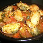 moules catalane (tapas)