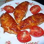 recette Chaussons au boeuf (Femina) (photos perso)