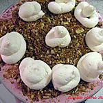 recette Torte aux sorbets étagée