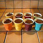 recette Mousse aux pépites de chocolat