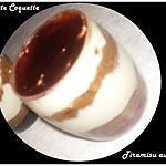 recette Tiramisu au Café