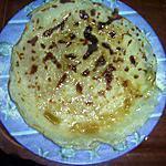 recette Crêpes à la confiture de rhubarbe