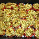 recette Les tomates à la provençale