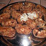 recette Boulette purée et viande de boeuf