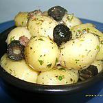 recette poelées de pommes de terre aux délicates saveurs du sud (tapas)