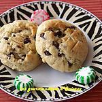 recette Cookies américains aux pépites de chocolat