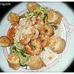 recette Bo Bun - Salade Vietnamienne