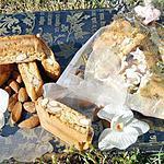 recette Croquants aux amandes