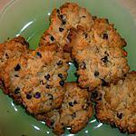 recette cookies corn flakes