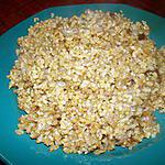 recette Pilaf de riz brun