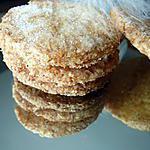 recette Craquants à la noix de coco