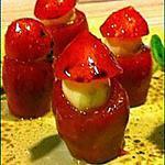 recette Mes tomat'hommes