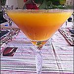 recette Punch orange mangue et citron vert