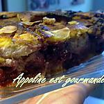 recette Tarte aux prunes et aux poires