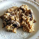 recette Risotto aux champignons (Vialone)