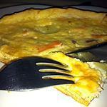 recette Tarte au saumon et tarama