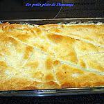 recette Pâté au poulet Pillsbury
