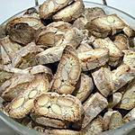 recette Croquants au amandes (Josiane84)