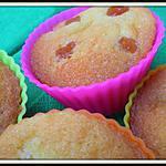 recette Plum cakes aux raisins