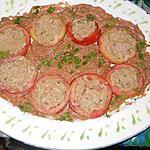 recette Tomates à l'antiboise