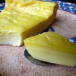 recette Flan pâtissier sans pâte