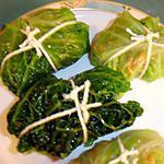 recette Choux Farcis au Deux Saumons