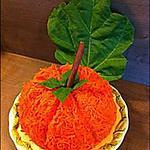 recette Citrouille de carottes râpées