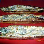 recette petites barques du pécheur