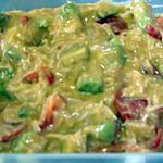 recette crabe à la mayonnaise avec de l avocat et tomate