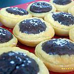 recette minis tartelettes coco-choco
