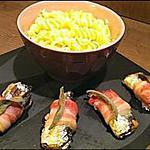 recette Saltimbocca de sardine à la sauge