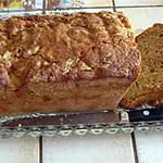 recette CAKE AUX ÉPICES ET AUX BANANES (photo perso)