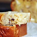 recette Cake triplement noisette au Sainte Maure
