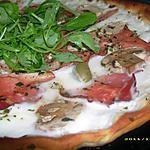 recette pizza d'automne