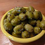 recette Olives à la provençale