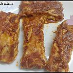 recette cannellonis farci thon et ricotta :