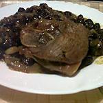 recette tajine d'agneau au raisin sec