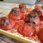 recette Tomates farcies a ma façon (photos perso)