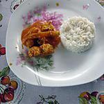 recette poulet au lait de coco