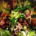 recette Salade gourmande!