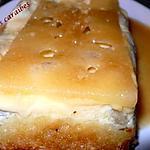 recette Flan des caraïbes