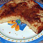 recette Gâteau retourné