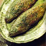 recette Truites aux fines herbes (La cuisine naturelle (Pour Reussir) Gründ
