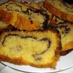 recette Marbré au chcolat.........