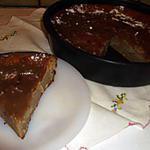 recette Gateau à la créme de marrons.