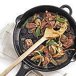recette Foie de veau à la sauge et aux oignons
